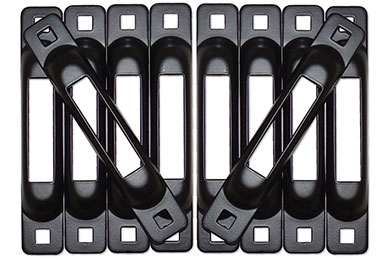 Dodge Dakota Snap-Loc E-Track Mounting Plates