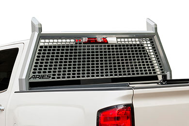 Ford F-350 Aries AdvantEDGE Headache Rack
