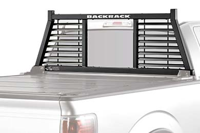 Ford F-150 BackRack Half Louvered Headache Rack