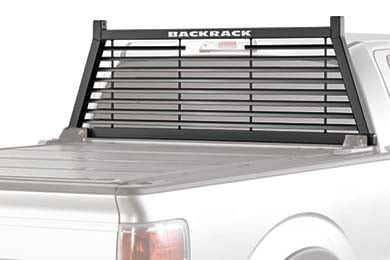 BackRack Louvered Headache Rack