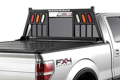 Toyota Tundra BackRack Three Light Headache Rack