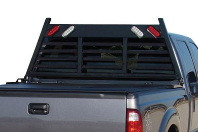 Dodge Ram Go Industries Heavy Duty Lighted Headache Racks