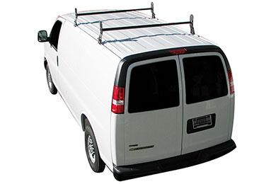 Chevy Silverado ProZ Van Rack