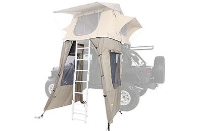 Lexus IS 300 Smittybilt Overlander Tent Annex