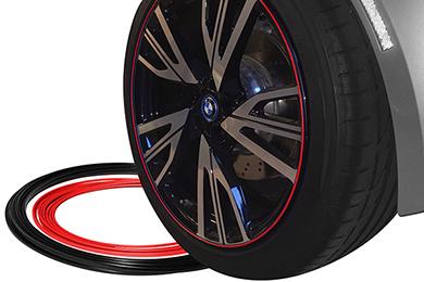 Jeep Wrangler RimPro-Tec Wheel Bands