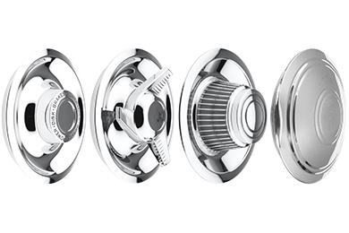 vision rally wheel center caps