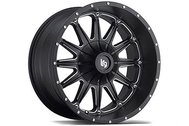LRG103 Black