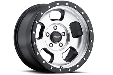 Ford Mustang American Racing Ansen Off Road Wheels