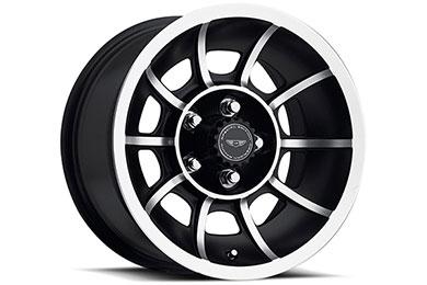 Jeep Wrangler American Racing Vector Wheels