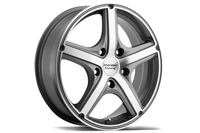Audi R8 American Racing AR883 Maverick Wheels