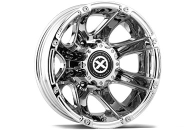 American Racing ATX Series AX189 Ledge Dually Wheels