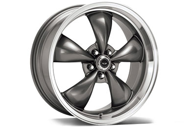 Dodge Charger American Racing Torq Thrust M Wheels