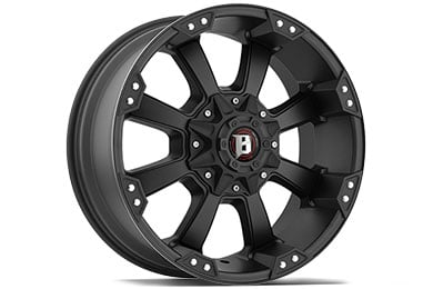 ballistic off road 845 morax wheels