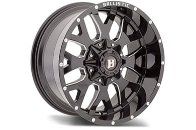 ballistic off road 853 tank wheels