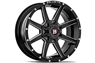 ballistic off road 956 razorback wheels