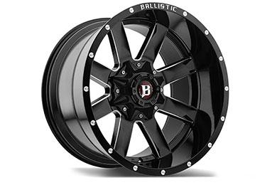 Ballistic Off Road 959 Rage Wheels