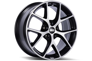 Audi R8 BBS SR Wheels