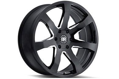 Honda Civic Black Rhino Mozambique Wheels
