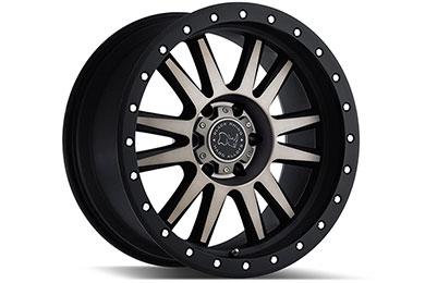Jeep Wrangler Black Rhino Tanay Wheels