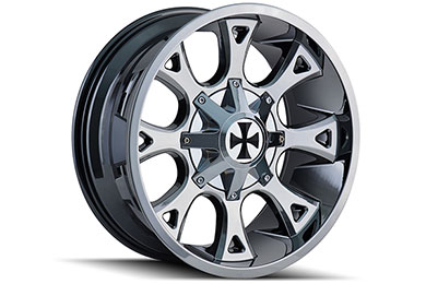 Jeep Wrangler Cali OffRoad Anarchy Wheels