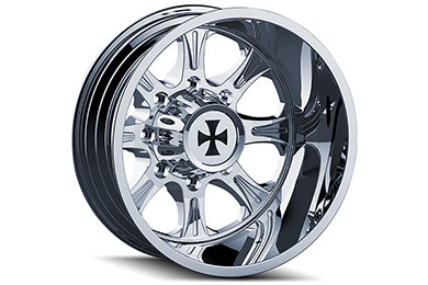 Toyota Tacoma Cali OffRoad Brutal Dually Wheels