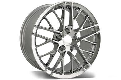 Detroit ZR1 845 Wheels