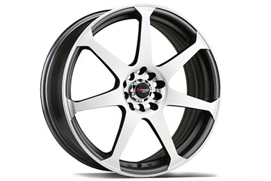 Volkswagen Eos Drag DR-33 Wheels