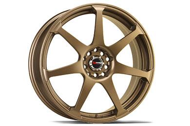 Volkswagen Jetta Drag DR-33 Wheels