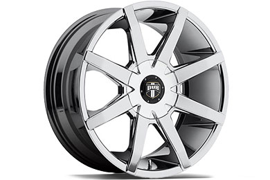 Volkswagen Eos DUB Push Wheels