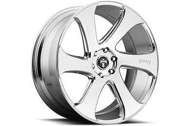 Chevy Silverado DUB Swerv Wheels