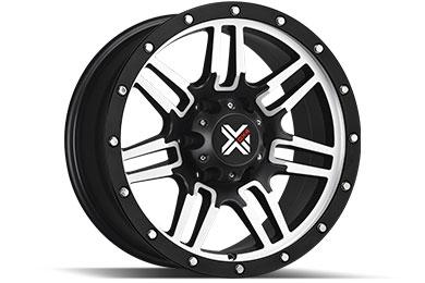 Jeep Wrangler DX4 7S Wheels
