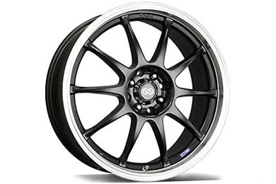 Volkswagen Jetta Enkei J10 Performance Wheels