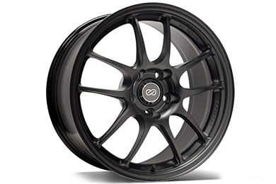 Dodge Charger Enkei PF01 Racing Wheels