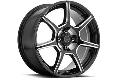 Volkswagen Eos Focal 422 F-007 Wheels