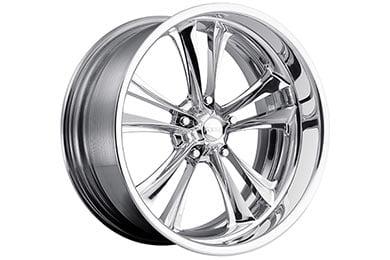 Audi R8 Foose Knuckle Wheels