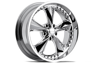 Dodge Charger Foose Nitrous Wheels