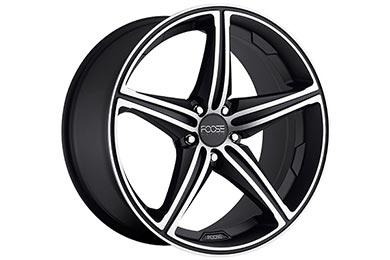 Dodge Charger Foose Speed Wheels