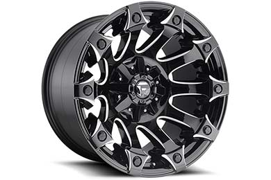 Toyota Tacoma Fuel Battle Axe Wheels