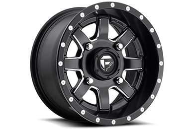 fuel maverick utv wheels hero