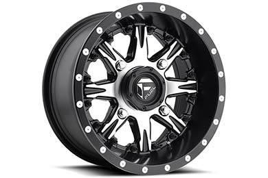 Ford Mustang Fuel Nutz UTV Wheels