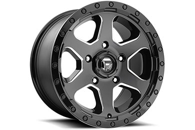 Chevy Silverado Fuel Ripper Wheels