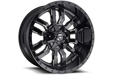 Chevy Silverado Fuel Sledge Wheels