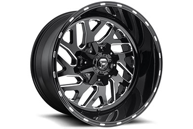 Toyota Tacoma Fuel Triton Wheels