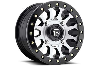 Jeep Wrangler Fuel Vector UTV Beadlock Wheels