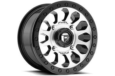 Jeep Wrangler Fuel Vector UTV Wheels