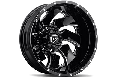 Fuel Cleaver Dually Wheels
