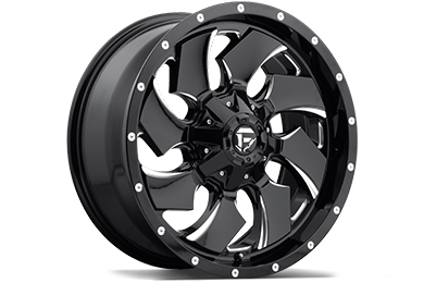 Chevy Silverado Fuel Cleaver Wheels