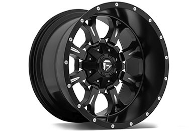 Jeep Wrangler Fuel Krank Wheels