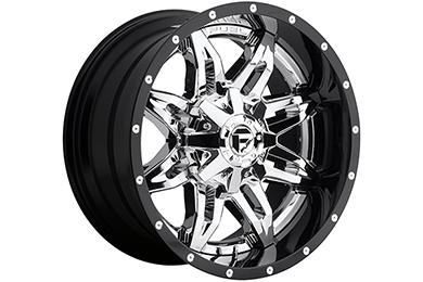 Jeep Wrangler Fuel Lethal Wheels