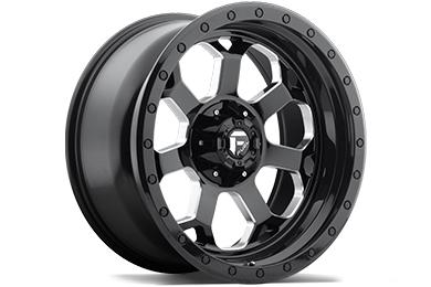 fuel savage wheels